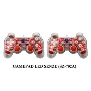 TAY CẦM GAME SENZE SZ-702 TRONG SUỐT - 2136_46778162 thumbnail