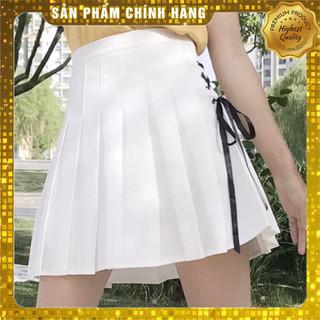 Chân váy tennis xỏ dây vải tuyết mưa cao cấp hàng y hình - 10wtUIw1H47xvdJCsUQvnX thumbnail