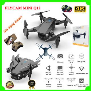 Máy bay flycam giá rẻ mini Drone Q12 2021 - Máy bay Flycam điều khiển từ xa- Flycam mini giá rẻ - Máy bay quay phim, chụp ảnh - món quà cho bé - Flycam Q12 thumbnail