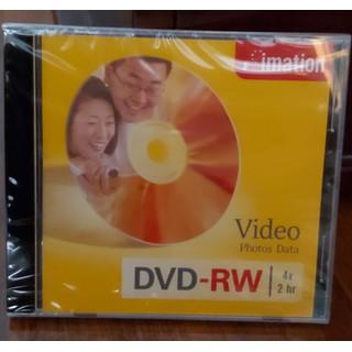 Đĩa trắng DVD-R Imation full hộp 16x 120min ghi và xóa được 1000 lần - dvdrw thumbnail