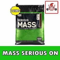 ON- Serious Mass 12lbs - Sữa tăng cân - KeyGym