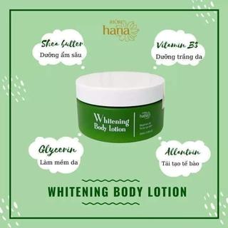 Kem dưỡng trắng da toàn thân Riori Whitening Body Lotion 200g - Kem body dưỡng trắng chống nắng - BD035 thumbnail