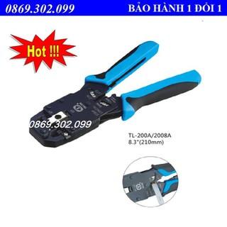 Kìm Bấm Mạng Dùng Để Thi Công Mạng Talon TL-200A - TL-200A thumbnail