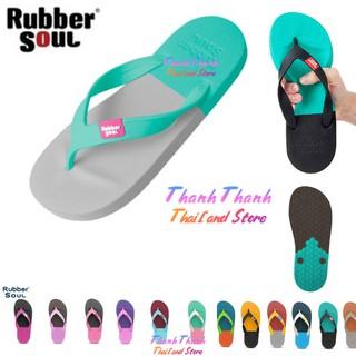 Dép Xỏ Ngón Thái Lan Unisex Nam nữ RUBBER SOUL Balance siêu êm, siêu nhẹ - Rubber thumbnail