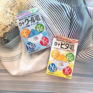 Dung dịch nhỏ mắt Rohto Vita 40 12ml Nhật Bản - DM05 6