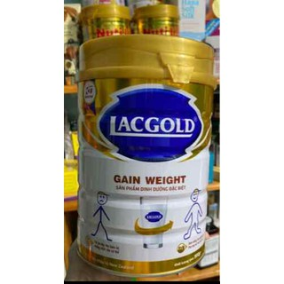 SỮA BỘT LACGOLD GAIN WEIGHT hộp 900g - 1428 thumbnail