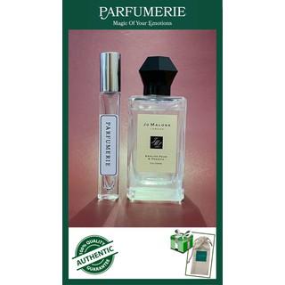 [Siêu thơm - chính hãng] Nước hoa nữ Parfumerie London English Pear & Freesia mùi hương nhẹ nhàng và gợi cảm mini 10ml - 1021182020026 thumbnail