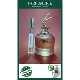 [Siêu thơm - chính hãng] Nước hoa nữ Parfumeire Scandal mùi hương táo bạo và gợi cảm mini 10ml - 1021172010025 thumbnail