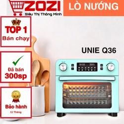 LÒ NƯỚNG UNIE Q36, NỒI CHIÊN KHÔNG DẦU UNIE 25L - Chính hãng BH 12 tháng