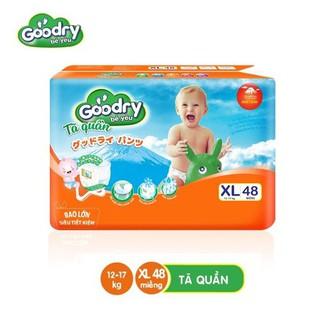 CHUYÊN BỈM SỮA - Bỉm Goodry 6