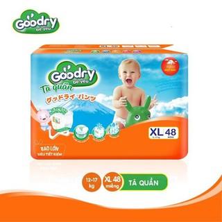 CHUYÊN BỈM SỮA - Bỉm Goodry 5