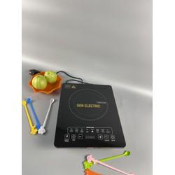 Bếp từ, bếp từ đơn Gen electric GE-A03 - Công suất 2200w. Bảo hành 12 tháng, lỗi đổi mới trong 30 ngày