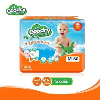 CHUYÊN BỈM SỮA - Bỉm Goodry 3