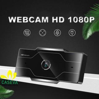 Webcam Máy Tính HD 1080P tự động lấy nét tích hợp 2 mic đàm thoại ( Học Online, Hội Nghị, GG Duo, GG Meet, Zalo, Zoom..) - PKZ037-KX070 thumbnail