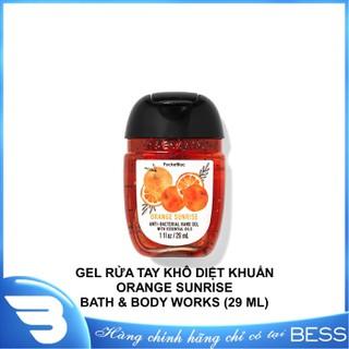 [Chính hãng] GEL RỬA TAY KHÔ ORANGE SUNRISE BATH & BODY WORKS (29 ML) - 0667554404533 thumbnail