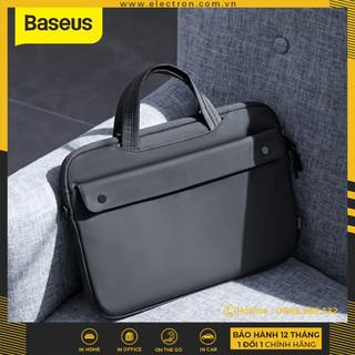 Túi xách chống nước Baseus Basics Series 13 16 Shoulder Computer Bag dùng cho Macbook Laptop - LBJN233 thumbnail