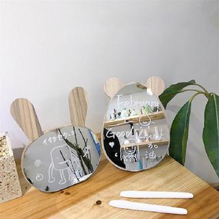 Gương gỗ hình Thỏ- gương trang điểm - Gương gỗ hình Thỏ- gương trang điểm thumbnail