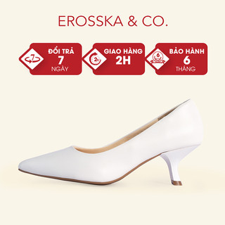 Giày cao gót Erosska dáng công sở gót nhọn cao 6cm _ CP010 - CP010 thumbnail