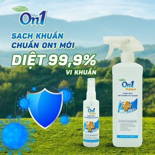 Dung Dịch Rửa Tay Khô On1 - On1-500ml thumbnail