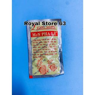 Men Pha Lê Long Giang vi sinh cho bể cá cảnh gói 5g - 4241_47878373 thumbnail