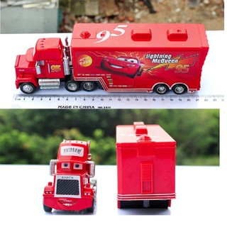 Xe Tải Lightning Mc Queen Disney Pixar Cars các loại đồ chơi trẻ em - adfghjkl 8