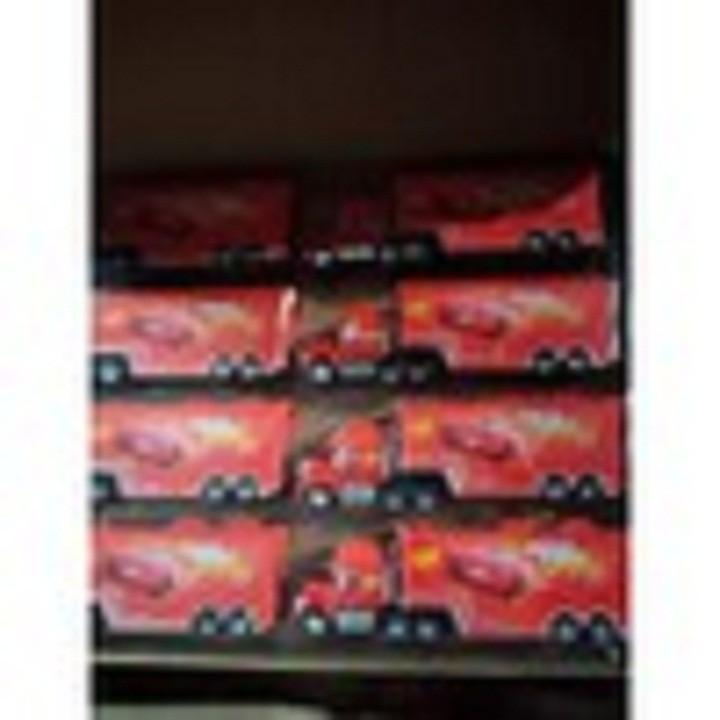 Xe Tải Lightning Mc Queen Disney Pixar Cars các loại đồ chơi trẻ em - adfghjkl 2
