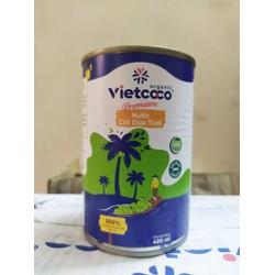 Nước cốt dừa Organic Vietcoco lon 400g