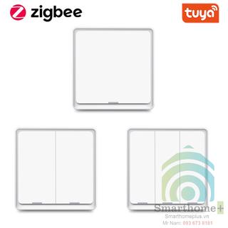 Công Tắc Cơ Zigbee Thông Minh Hình Vuông Tuya - ZIGBEE EU thumbnail