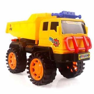 Xe tải đồ chơi nâng, hạ thùng (308-14) - xe tải nâng thumbnail