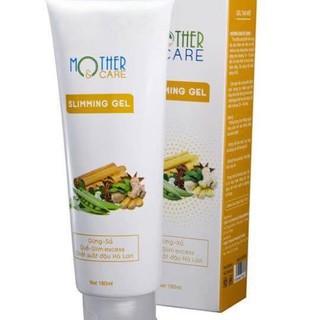 Gel Tan Mỡ Bụng Slimming Gel Mother & Care 180 ml - Chiết Xuất Thảo Mộc Đánh Bay Mỡ Thừa - 1568_47653826 thumbnail