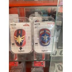 Chuột Không Dây  M238 Marvel Collection - Hàng Chính Hãng