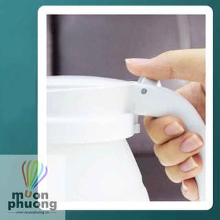 Bình đun nước siêu tốc xếp gọn sử dụng nguồn điện 220V 50Hz tiện dụng gọn nhẹ dễ dàng mang theo - MUÔN PHƯƠNG SHOP [ĐƯỢC KIỂM HÀNG] 48015266 - 48015266 thumbnail
