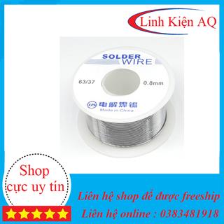 Thiếc Hàn Solder Wire 0.8 mm (loại tốt)- Linhkiendientubk - 4052_48065890 thumbnail