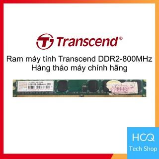 [Mua để nhận quà] RAM máy tính Transcend DDR2-800MHz 1GB - 11812771158 thumbnail