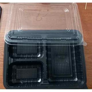 50 hộp nhựa đựng cơm 3 ngăn - C6899 thumbnail