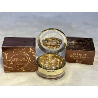 Tinh chất collagen+ vàng 24k dưỡng da, giảm lão hóa SNP Premium Gold Collagen ( 42 viên ) - sp1387 thumbnail