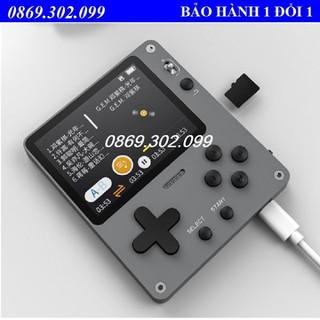 Máy Chơi Game Cầm Tay Cổ Điển Màn Hình 2.4 inch Ruizu S100 Kèm Thẻ Nhớ 16GB Có Sẵn 2000 Game - Ruizu S100 thumbnail