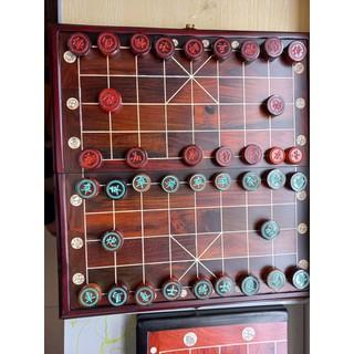Bàn cờ tướng bằng gỗ trắc - BCT-001 thumbnail