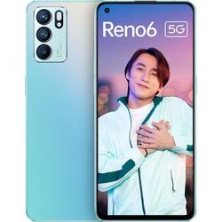 Oppo Reno6 5G - Bạc