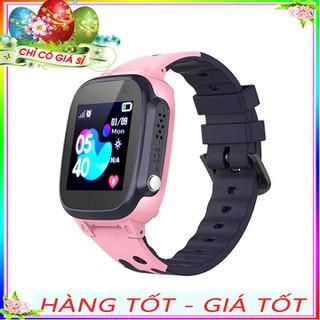 Hàng nhập khẩu chất lượng cao- Đồng hồ thông minh định vị trẻ em nghe gọi 2 chiều BBQ15FH - FF003XR thumbnail