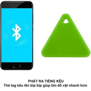 Thẻ Bluetooth Định Vị 4.0, Thẻ Tag Chống Quên Đồ, Tìm Đồ Cá Nhân Có Báo Động 2 Chiều - DCTE0043 thumbnail