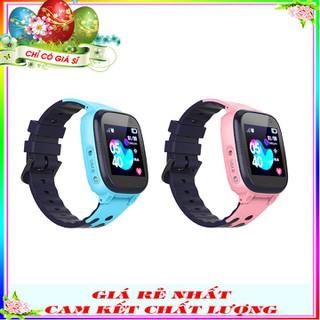 BiBi SmartWatch Kid- Combo 2 chiếc đồng hồ thông minh theo dõi trẻ em có Định vị từ xa, SOS, Camera, Cảnh báo nghe gọi 2 Chiều chống nước - hàng nhập khẩu - AC002GC thumbnail