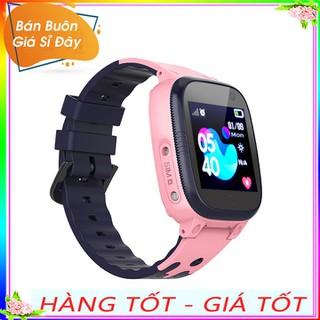 Hàng nhập khẩu- Đồng hồ thông minh định vị trẻ em nghe gọi 2 chiều BBQ15FH - US003XR thumbnail