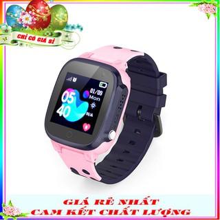 Bảo hành đổi mới- Đồng hồ thông minh định vị trẻ em nghe gọi 2 chiều BBQ15FH - FF003CS thumbnail