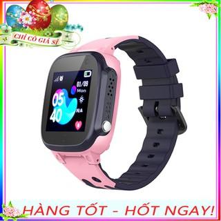 BiBi Kid- Đồng hồ thông minh định vị trẻ em nghe gọi 2 chiều BBQ15FH - SS003SH thumbnail