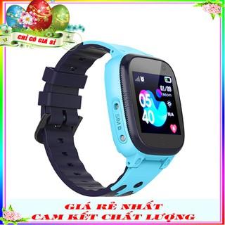 Bảo hành đổi mới- Đồng hồ thông minh định vị trẻ em nghe gọi 2 chiều - FF005CS thumbnail