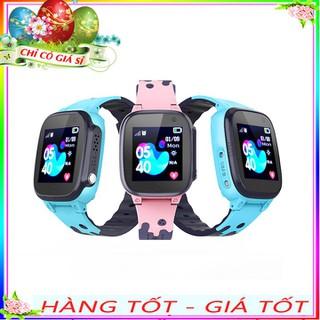 Bảo hành 1 đổi 1- Combo 2 chiếc đồng hồ thông minh theo dõi trẻ em có Định vị từ xa, SOS, Camera, Cảnh báo nghe gọi 2 Chiều chống nước - hàng nhập khẩu - GY002BN 7
