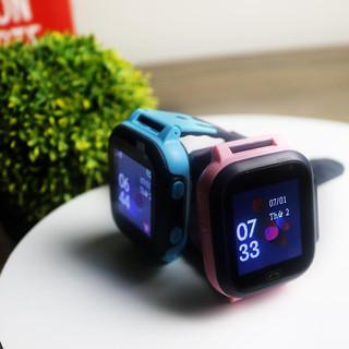 Bảo hành 1 đổi 1- Combo 2 chiếc đồng hồ thông minh theo dõi trẻ em có Định vị từ xa, SOS, Camera, Cảnh báo nghe gọi 2 Chiều chống nước - hàng nhập khẩu - GY002BN 3