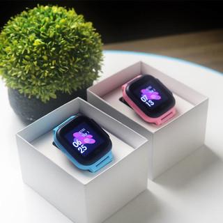 Bảo hành 1 đổi 1- Combo 2 chiếc đồng hồ thông minh theo dõi trẻ em có Định vị từ xa, SOS, Camera, Cảnh báo nghe gọi 2 Chiều chống nước - hàng nhập khẩu - GY002BN 4
