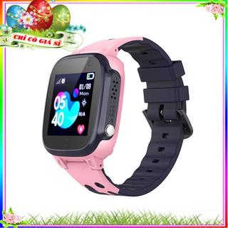 Bảo hành đổi mới- Đồng hồ thông minh định vị trẻ em nghe gọi 2 chiều BBQ15FH - FF003ID thumbnail
